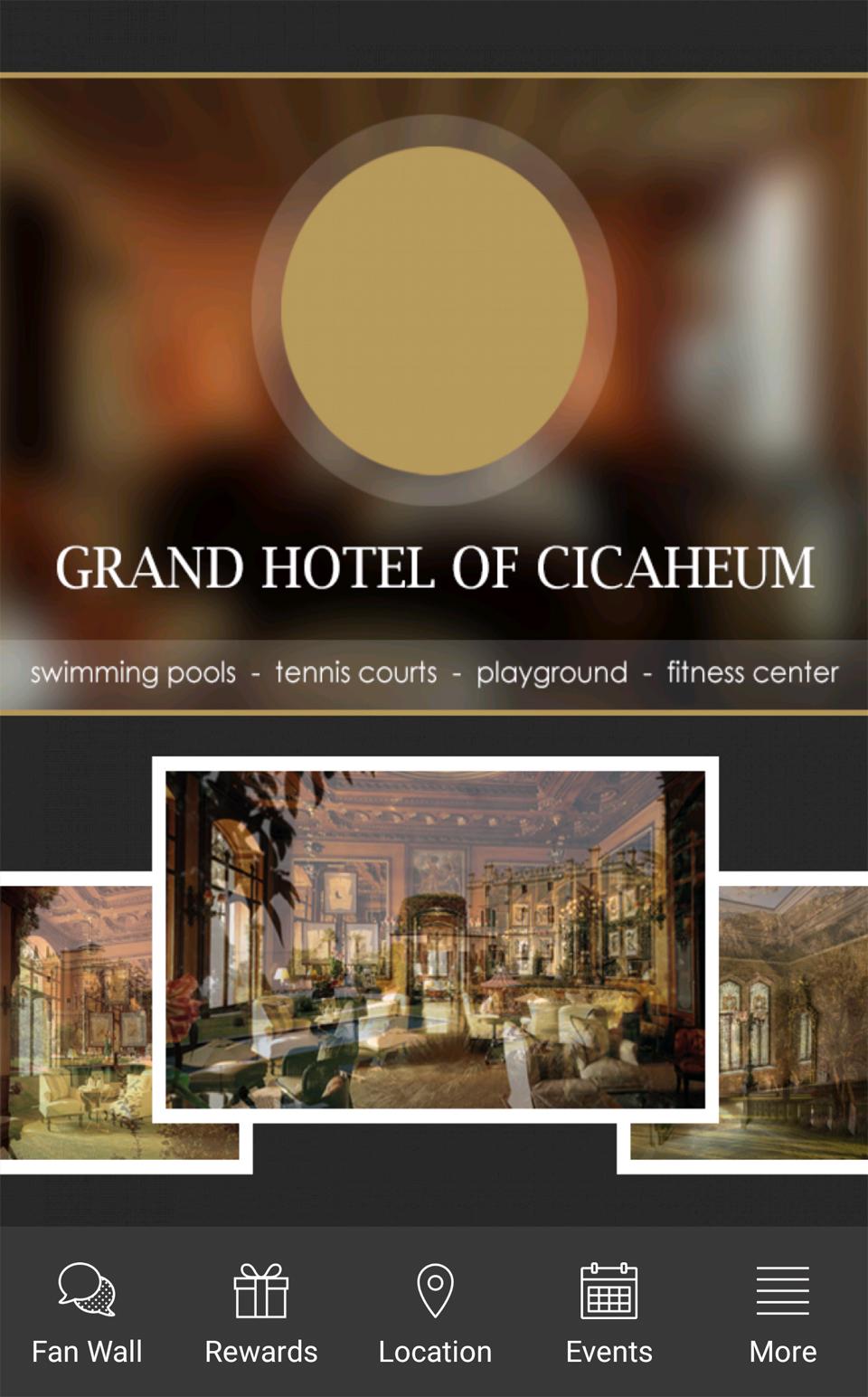 Hotel & Resort App