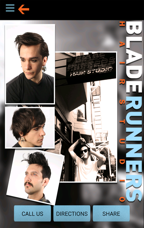 Barber/Hair Salon App