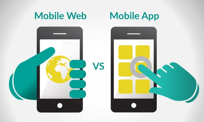 Mobile sites vs Mobile App